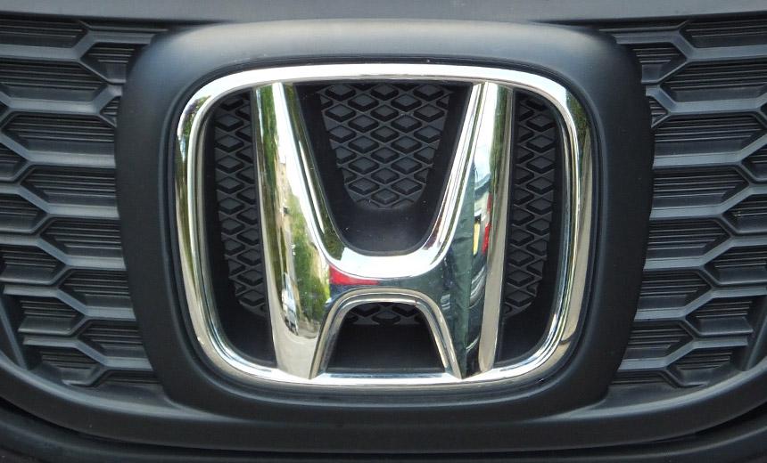 Honda Hit By WannaCry
