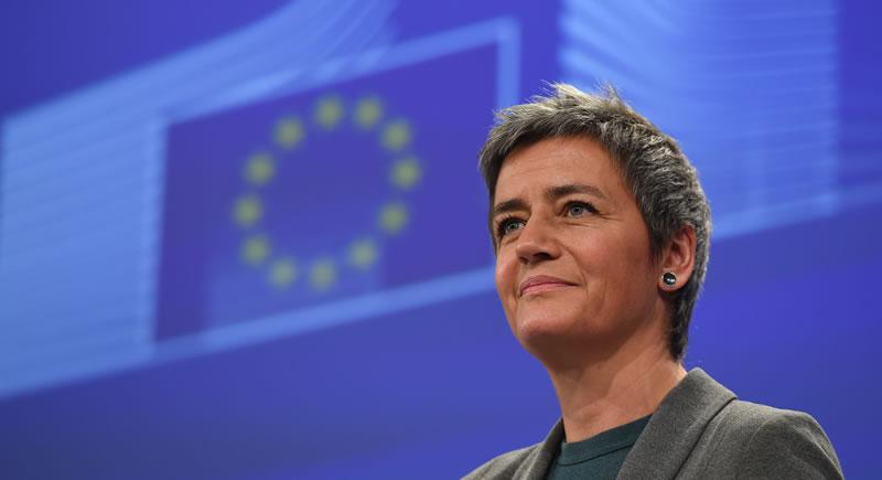 EU fines Google record $2 7 billion in first antitrust case