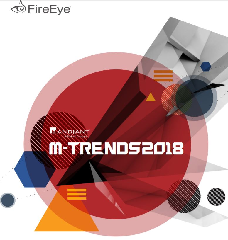 M-Trends 2018 - Cybersecurity Observatory